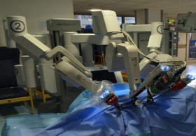 Low Cost Robotic Heart Surgery in India