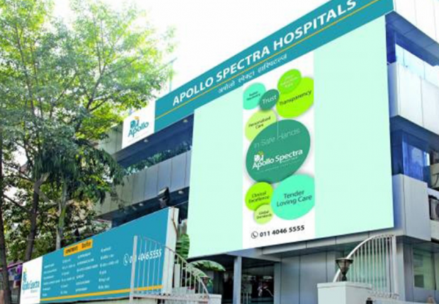 Apollo Spectra Hospitals,New Delhi