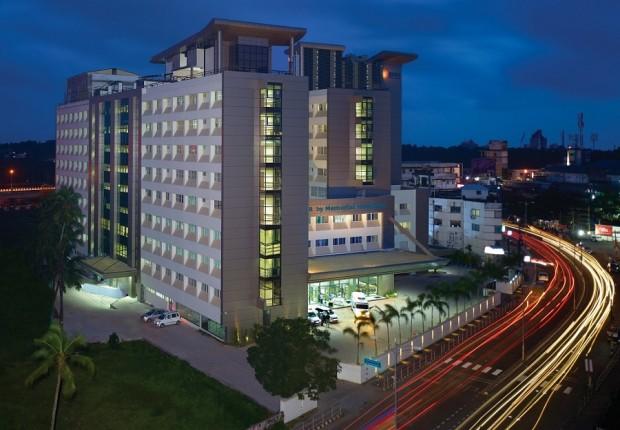 Baby Memorial Hospital,Kerala,India